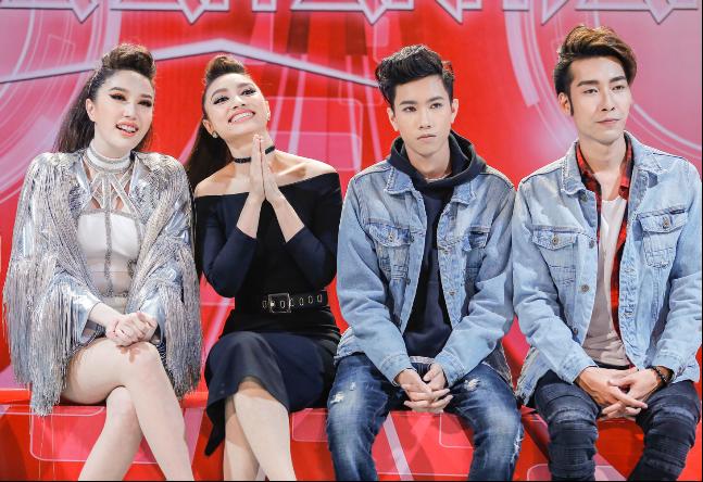 Hinh anh Diem lai nhung man trinh dien cua Bao Thy truoc them chung ket 'The Remix' 4