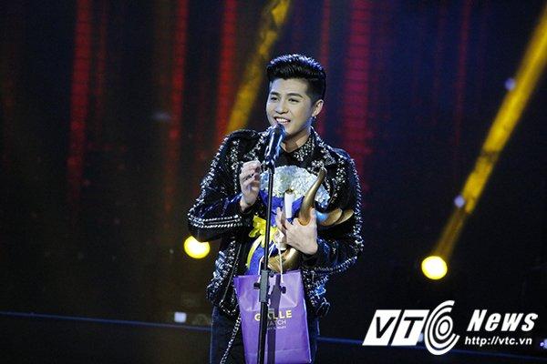 Hinh anh Noo Phuoc Thinh cuc 'chat' trong BST moi cua Chung Thanh Phong 3
