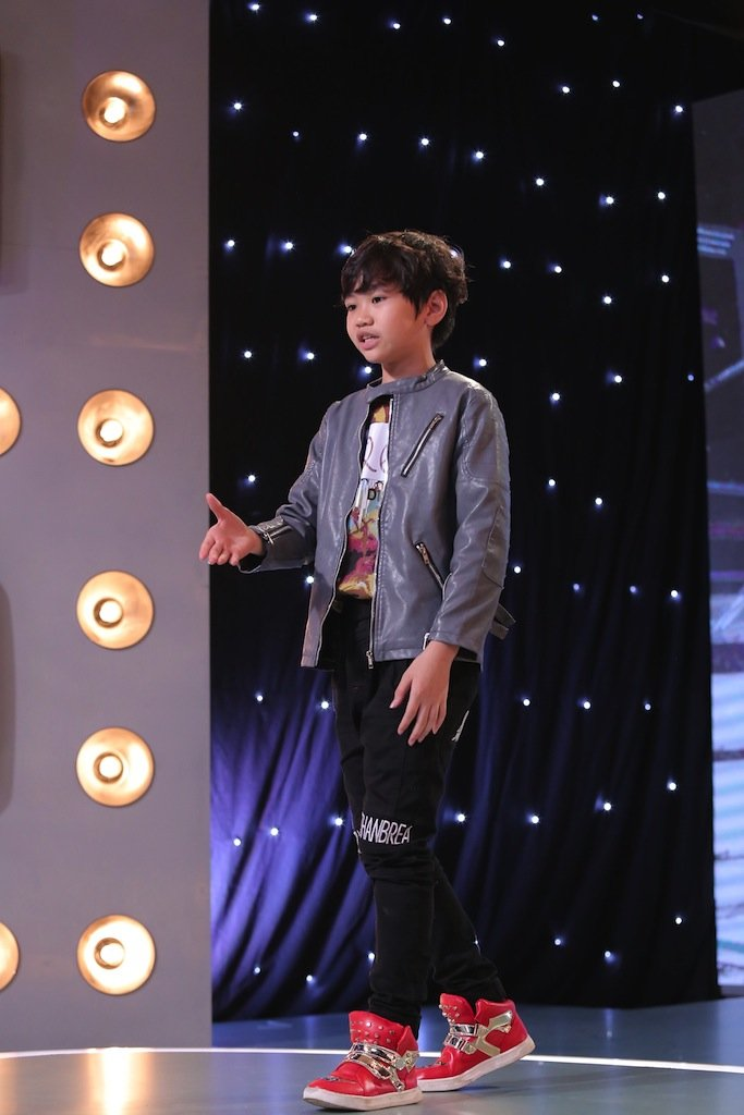 Hinh anh Van Mai Huong nghen ngao truoc co be khiem thi tai Vietnam Idol Kids 2017 6