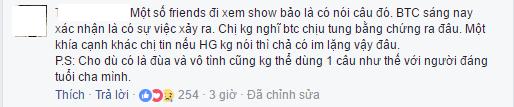 Hinh anh \'Chuong trinh nao co Huong Giang tham gia, xin dung moi toi\'