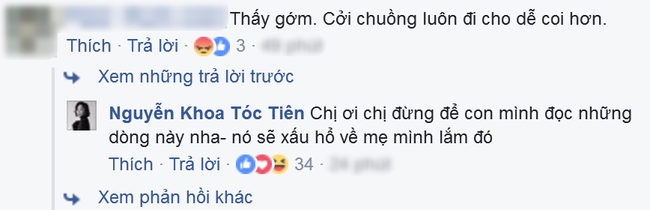 Hinh anh Khan gia ha he voi cach dap tra cua Toc Tien voi 'anh hung ban phim' 3
