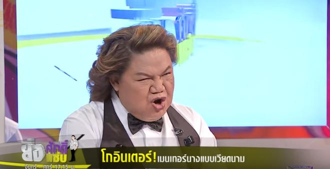 Scandal HLV đi trễ và Hữu Vi ngồi lên bàn của The Face Vietnam được lên hẳn talkshow Thái Lan! - Ảnh 5.