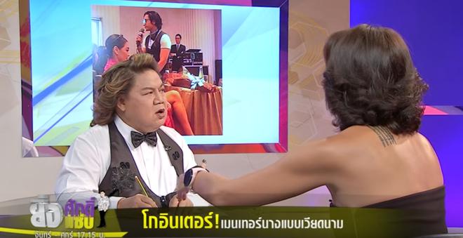 Scandal HLV đi trễ và Hữu Vi ngồi lên bàn của The Face Vietnam được lên hẳn talkshow Thái Lan! - Ảnh 6.