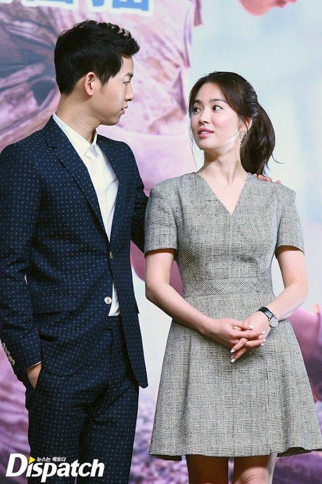 Tiết lộ lời tỏ tình của Song Joong Ki: Điều anh muốn không phải là cùng em hẹn hò hay chỉ đơn thuần yêu đương, mà chính là muốn kết hôn với em - Ảnh 2.
