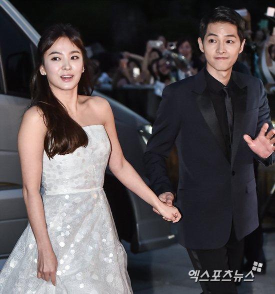 Tiết lộ lời tỏ tình của Song Joong Ki: Điều anh muốn không phải là cùng em hẹn hò hay chỉ đơn thuần yêu đương, mà chính là muốn kết hôn với em - Ảnh 3.