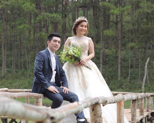 Chồng cũ Phi Thanh Vân khoe tiệc cưới 2 tỷ đồng khi lấy vợ lần 3 - Ảnh 8.