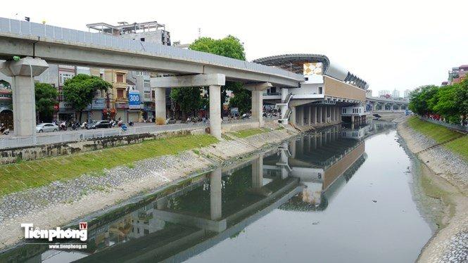 Hình ảnh dự án đường sắt Cát Linh - Hà Đông trước ngày chạy thử - ảnh 7