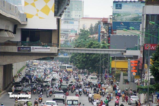 Hình ảnh dự án đường sắt Cát Linh - Hà Đông trước ngày chạy thử - ảnh 8