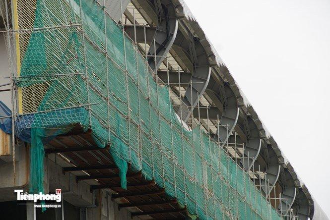 Hình ảnh dự án đường sắt Cát Linh - Hà Đông trước ngày chạy thử - ảnh 14