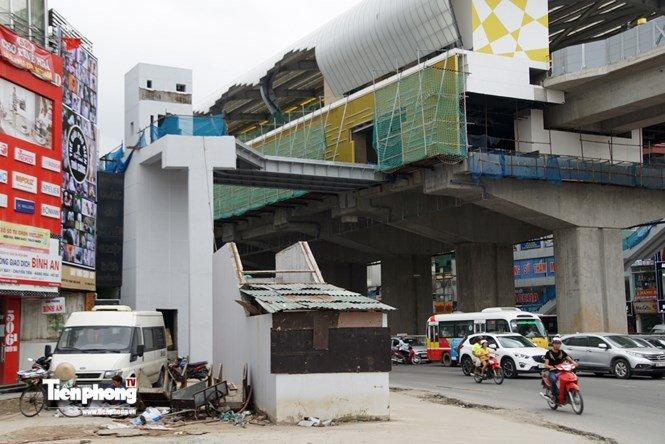 Hình ảnh dự án đường sắt Cát Linh - Hà Đông trước ngày chạy thử - ảnh 17