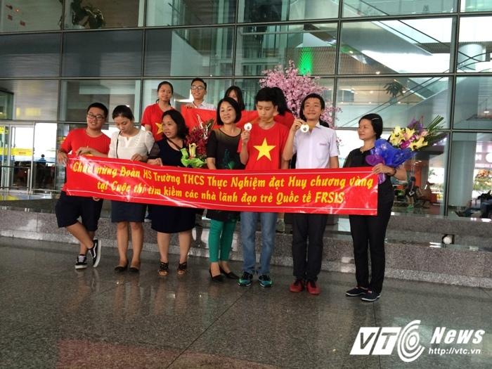 Việt Nam giành 2 huy chương Vàng cuộc thi Tìm kiếm nhà lãnh đạo trẻ