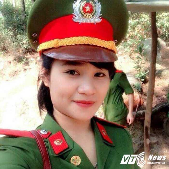 7 nu canh sat xinh dep, tai nang noi tieng mang xa hoi nam 2016