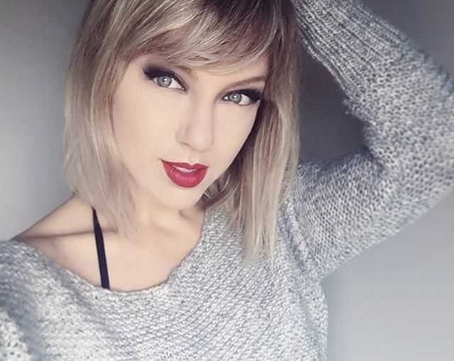 Co gai duoc coi nhu chi em sinh doi cua Taylor Swift hinh anh 2