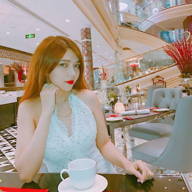 Hồ Ngọc Thanh Giang chị gái Hồ Ngọc Ý Nhi 4