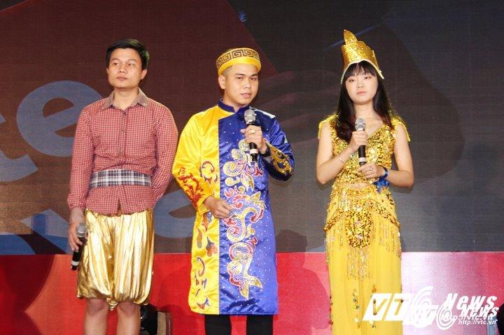 Hinh anh Nu sinh gianh quan quan 'Sac mau ASEAN' la thu khoa khoi D1 DH Kiem sat 5