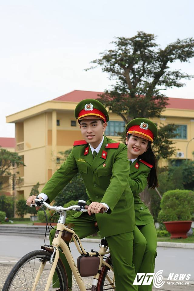 Hinh anh Nam vuong CD Canh sat nhan dan I dien trai, dan organ dieu luyen 4