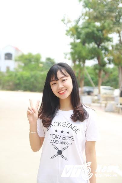 Hinh anh Thu khoa DH Kiem sat chia se cach hoc mon Van dat diem cao ky thi THPT Quoc gia 2017