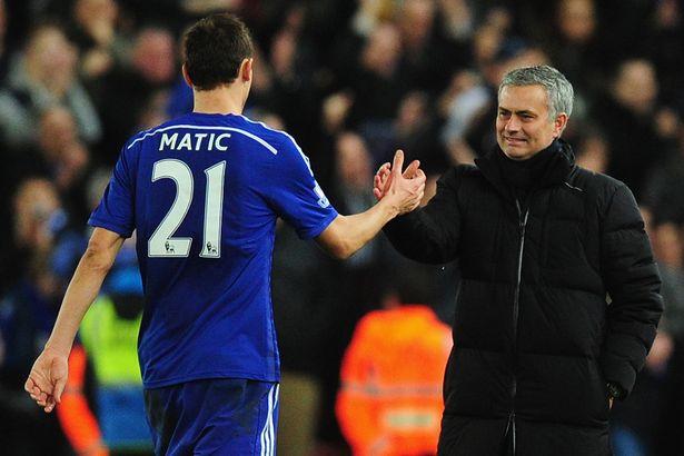 Nemanja-Matic-is-congratulated-by-Jose-Mourinho