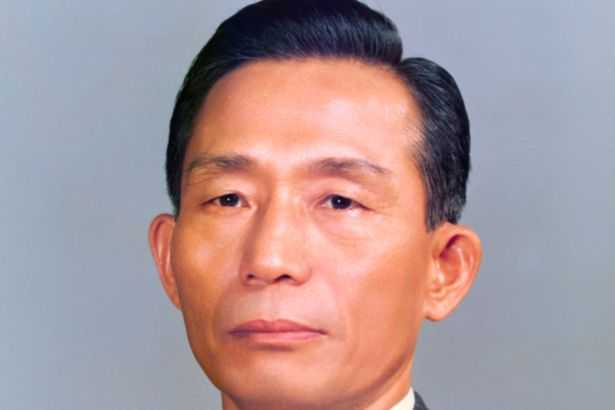 Park-Chung-Hee-of-Korea-President-of-South-Korea