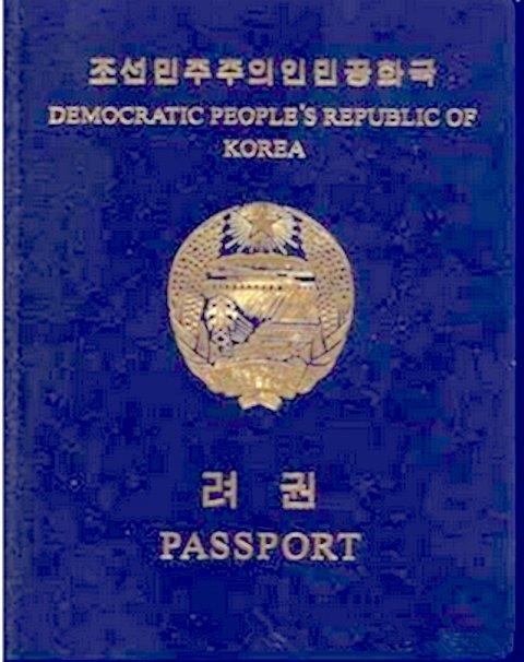 north-korea-passport