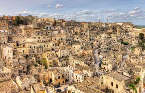 Italy-Basilicata-Matera