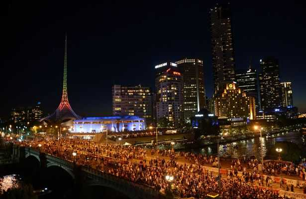 melbourne-new-year