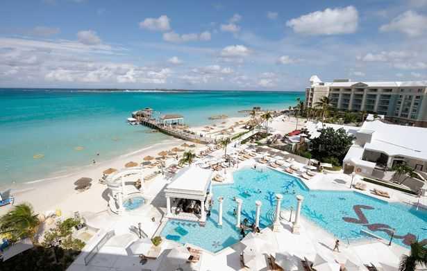 Nassau-the-Bahamas