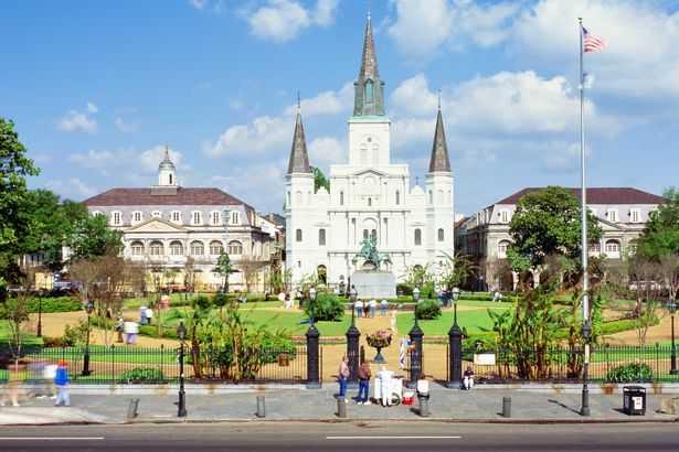 New-Orleans-Jackson-Square