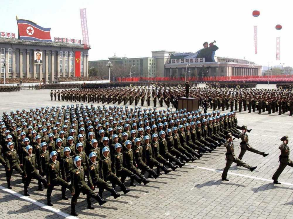 the-largest-part-of-the-military-is-the-korean-peoples-army-ground-force-which-includes-about-12-million-active-personnel-and-millions-more-civilians-who-are-effectively-reservists
