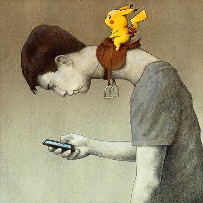 chia tay pokemon go