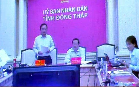 Hinh anh Truc tiep: Thu tuong doi thoai voi cong dong doanh nghiep 15