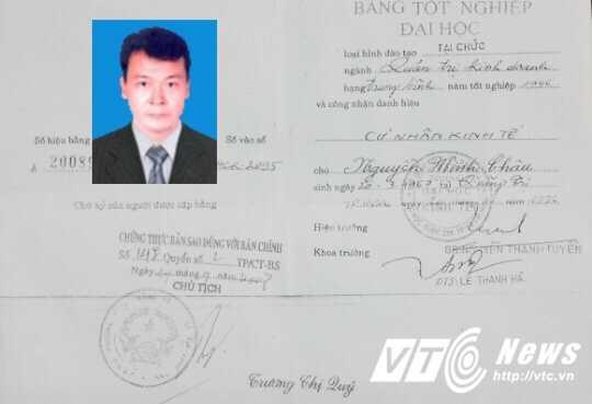 Giám đốc công ty con của PVC bị tố dùng bằng đại học giả suốt 20 năm