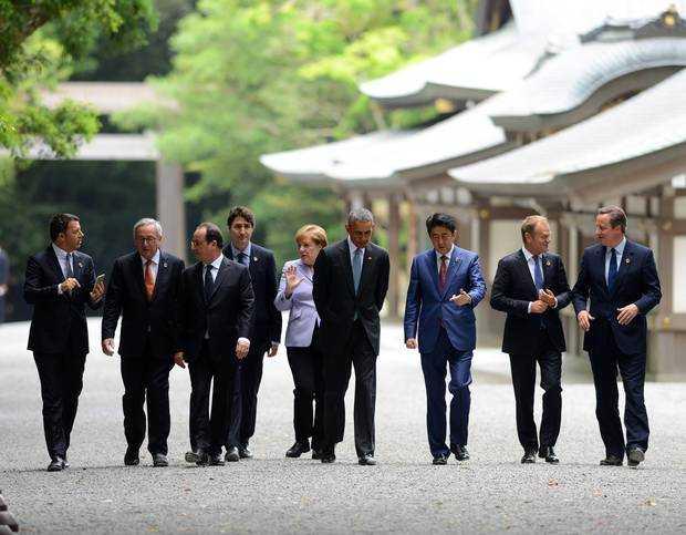 lanh dao g7
