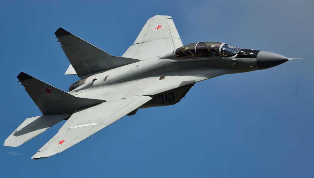 Chiến cơ thế hệ 4++, MiG-35 của Không quân Nga