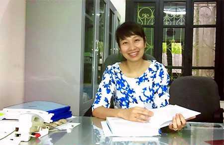 PGS. TS. Nguyễn Thị Lan Anh