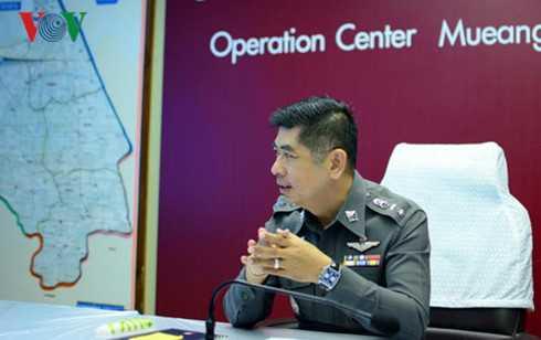 Đại tá Alongkorn Seemavuth, cảnh sát tỉnh Sỏng-khả