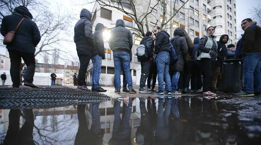 Nhiều kẻ khủng bố 'đội lốt' người tị nạn đang có mặt ở Đức - Ảnh chỉ có tính chất minh họa