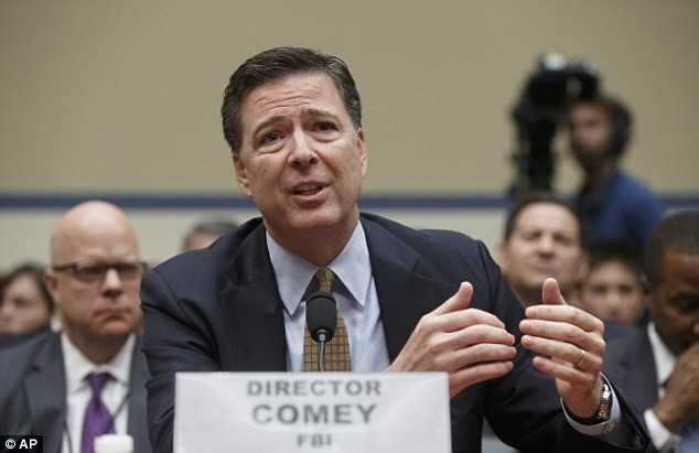 FBI 'giai oan' cho Clinton 2 ngay truoc bau cu hinh anh 1