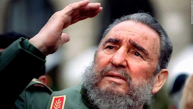 Fidel Castro: 'Huyen thoai song' cua lich su duong dai hinh anh 1