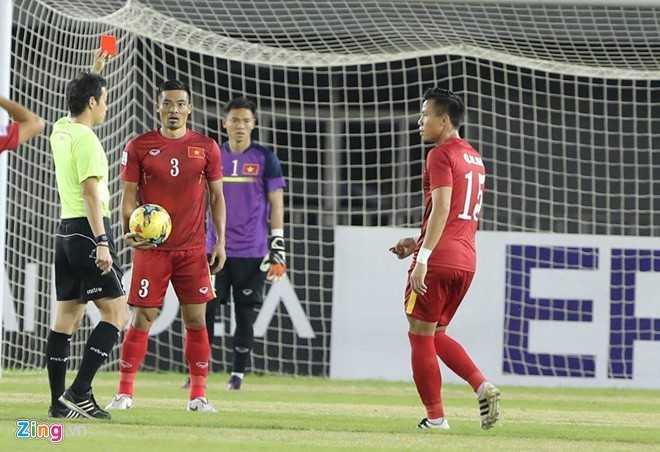 Viet Nam va Indonesia cung thiet quan tai ban ket AFF Cup hinh anh 1