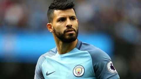 Aguero trở thành chân sút vĩ đại thứ 3 lịch sử Man City