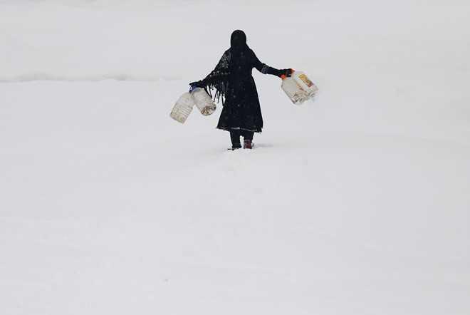 Afghanistan: Mua dong chet choc, 100 nguoi chet vi lo tuyet hinh anh 3