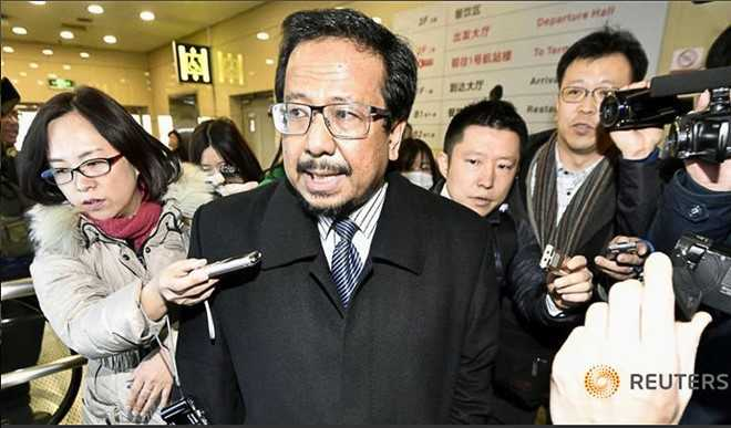 Nghi an Kim Jong Nam: Trieu Tien truc xuat dai su Malaysia de tra dua hinh anh 1