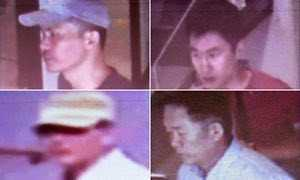 Interpol phat 'truy na do' voi 4 nguoi Trieu Tien vu Kim Jong Nam hinh anh 1