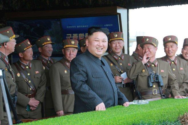 Trump: Xung dot lon voi Trieu Tien la hoan toan co the hinh anh 1