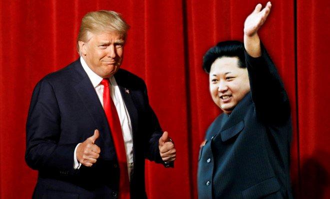 Trump se gap Kim Jong Un tai My neu Trieu Tien tu bo hat nhan hinh anh 1