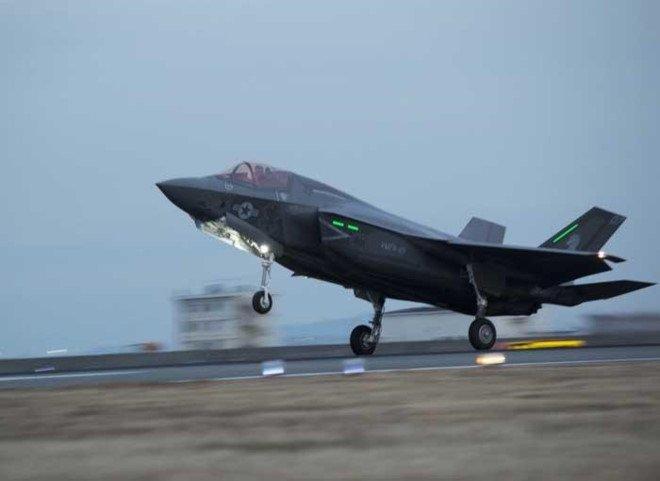 Tong thong Trump bi ho khi tuyen bo ve F-35 tai Nhat hinh anh 1