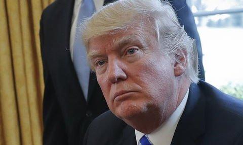 Trump tu choi sang tham neu dan Anh khong ung ho hinh anh