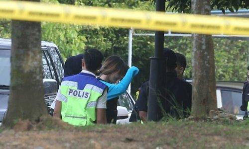 Đoàn Thị Hương được áp giải tới tòa án hôm 30/5. Ảnh: Berita Harian.