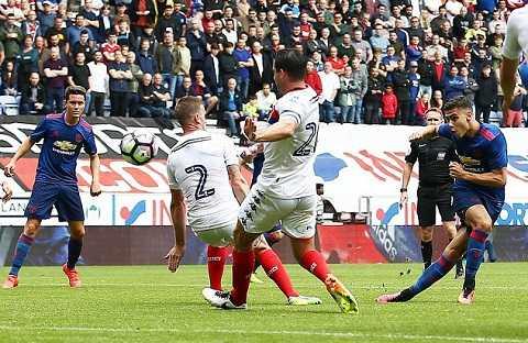Bàn thắng của Pereira